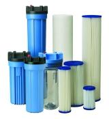 Корпуса фильтров для воды и картриджи
