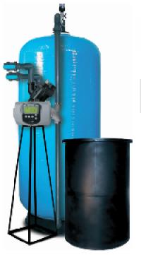 Умягчители воды натрий-катионитовые периодического действия коммерческая серия