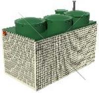Станция глубокой биохимической очистки хозяйственно-бытовых сточных вод Alta Air Master Pro 15