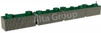 Станция глубокой биохимической очистки хозяйственно-бытовых сточных вод Alta Air Master Pro 150