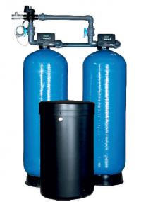 Установка умягчения воды непрерывного действия серии GSA