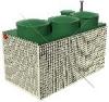 Станция глубокой биохимической очистки хозяйственно-бытовых сточных вод Alta Air Master Pro 35