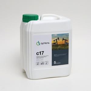 Биопрепарат Артель С17 для очистки загрязненными нефтепродуктами почвы и пресных водоемов