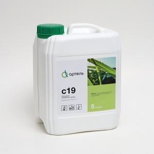 Биопрепарат  Артель С19 предназначен для удаления гнилостного запаха