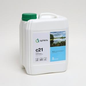 Биопрепарат Артель С21 предназначен для очистки пресных водоемов и насыщения воды кислородом