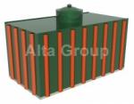 Квадратные накопительные ёмкости Alta Tank OS